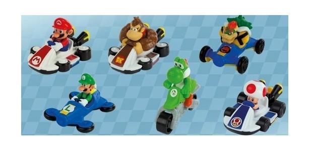 Mario Kart McDonalds