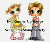Dt runner up badge
