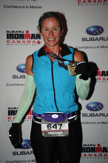 Heather Hagan 2013 Ironman Canada