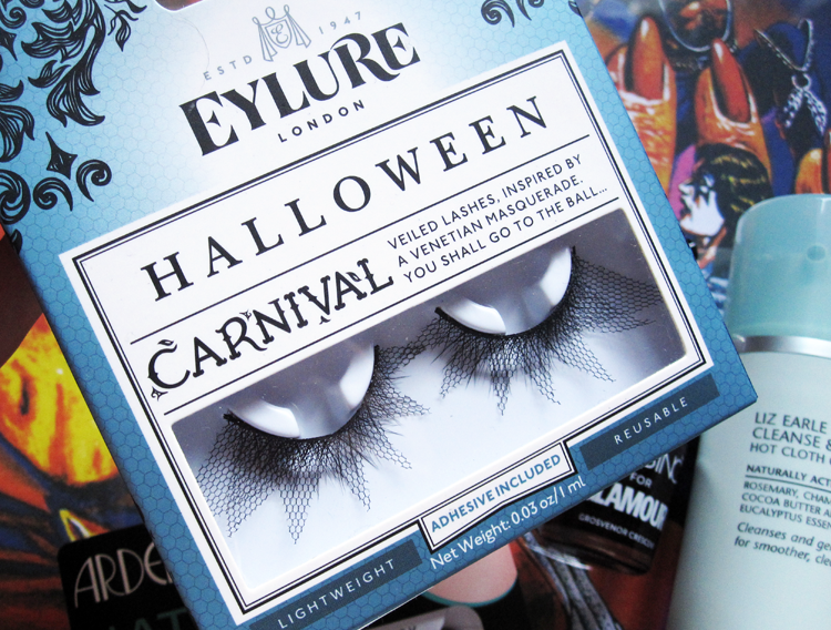 Eylure Limited Edition Halloween Lashes in Carnival