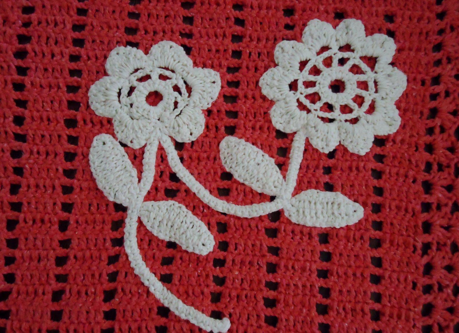 Arte Em Tapete De Barbante : Arte em Croche da Mimi: TAPETES EM CROCHE BARBANTE