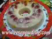 Resep Puding Nutrijel Buah, Cara Membuat Puding, Aneka Resep Puding, Resep Aneka Puding, Resep Puding Sederhana