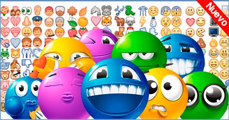 emoticones comentar facebook 2015 EMOJI