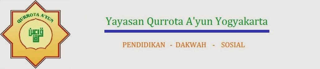 Yayasan Qurrota A'yun Yogyakarta