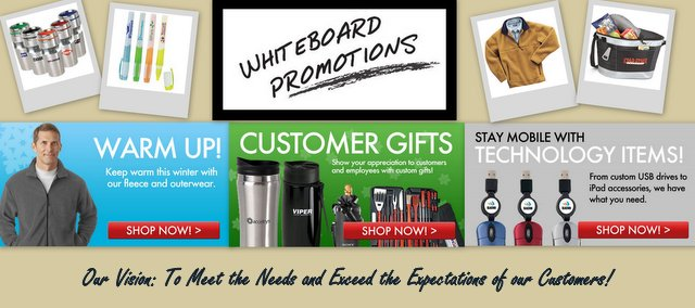 Whiteboard Promotions