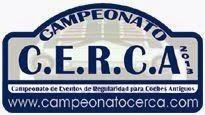 Campeonato de Eventos de Regularidad para Coches Antiguos 2013