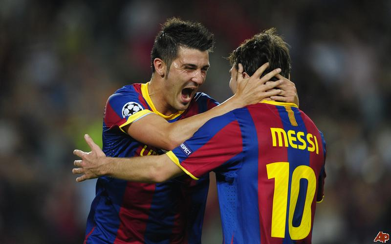 Sevilla Vs Barcelona 0-1-17/03/2012 Highlights