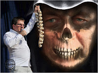 Mihail Neamţu funny photo strigoi şi usturoi
