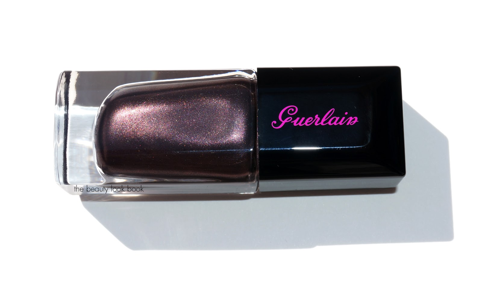 The Beauty Look Book: Guerlain Sulfurous #861 Nail Lacquer ...
