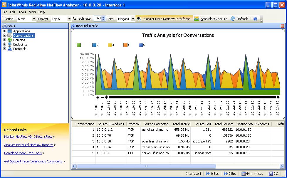 Sflow analyzer linux download