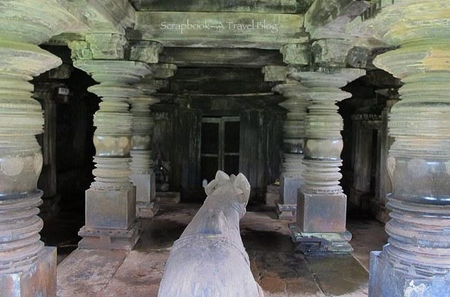 Mallikarjuna and Sadashiva temples in Nadakalasi