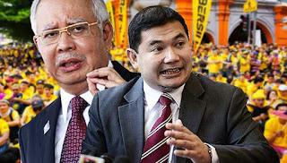 Lebih baik Najib diam – Rafizi Ramli