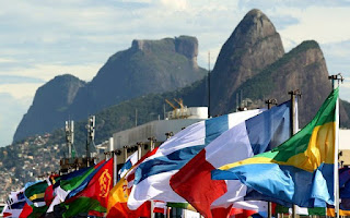 Turistas que vieram à Rio+20 querem voltar ao Brasil