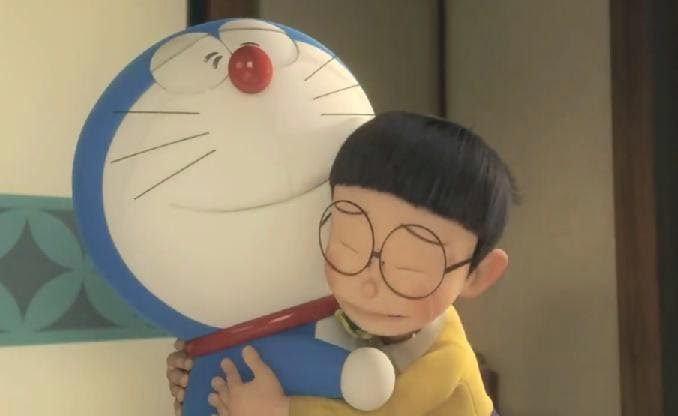 Welcome To The Movie Zone Moral Values From Stand By Me Doraemon Movie