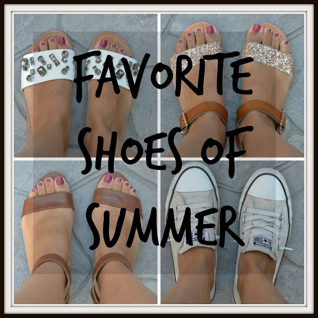 Summer Shoe Options