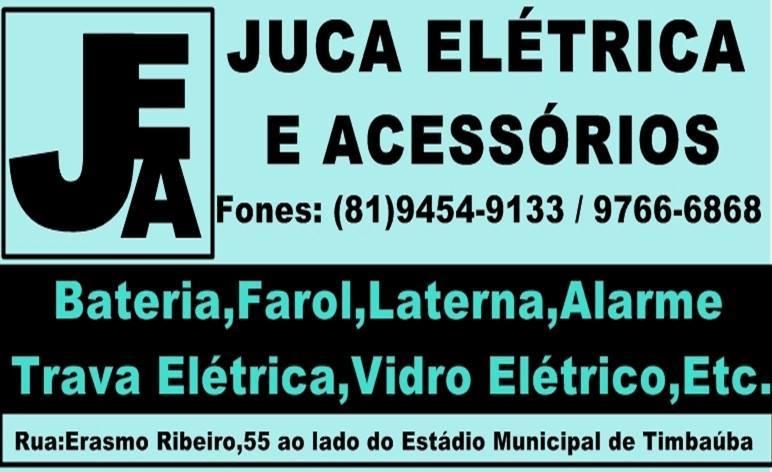 JUCA ELÉTRICA E ACESSÓRIOS