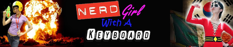 Nerd Girl with a Keyboard Blog