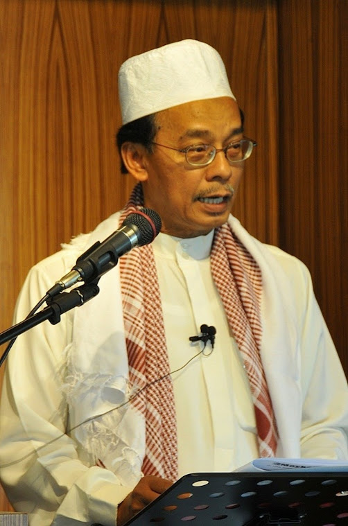 PRESIDEN INSTITUT AL-QURAN MALAYSIA (IQRA')