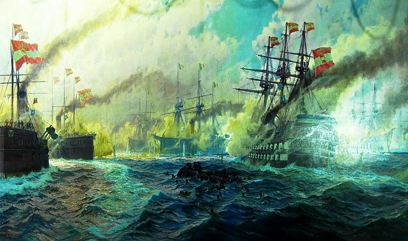 Las Batallas Más Grandes de la Historia