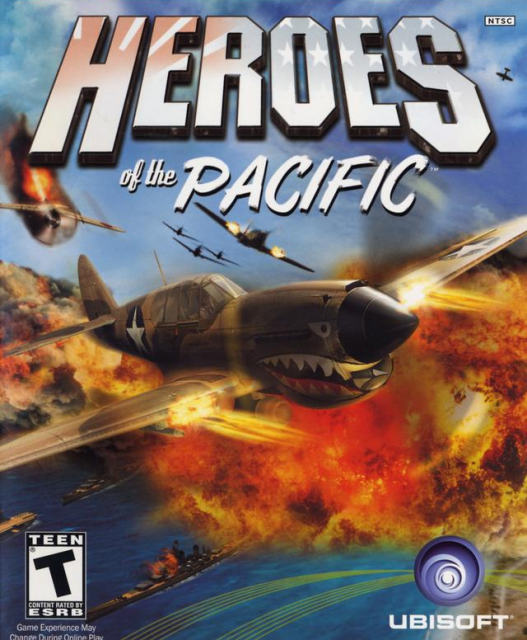 Heroes Of The Pacific Game