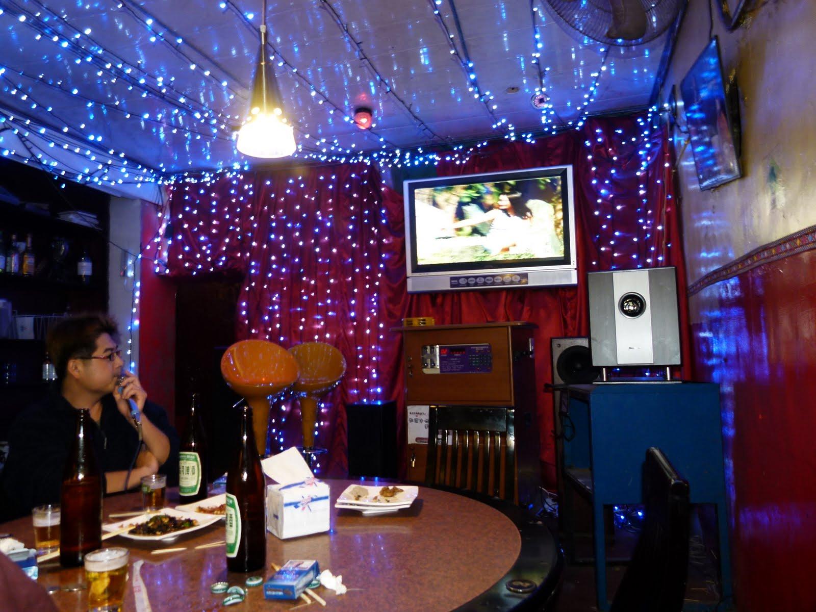 pin karaoke bar on pinterest. Black Bedroom Furniture Sets. Home Design Ideas