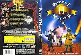Carátula dvd: Puppet Master II (1991) (La venganza de los muñecos [Muñecos asesinos])