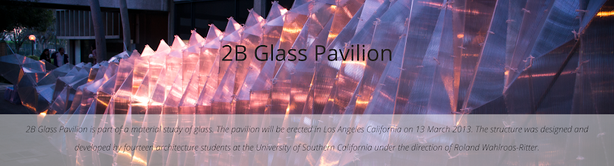 2B Glass Pavilion