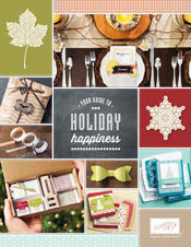 VIEW THE STAMPIN' UP! ® HOLIDAY CATALOGUE ONLINE