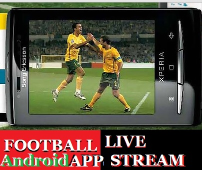 GET OUR FREE FOOTBALL LIVE STREAM ANDROID APP