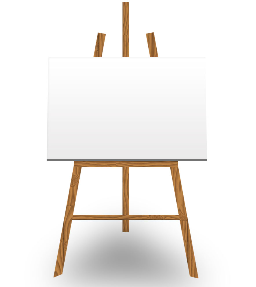 Free download painting easel for Paint and canvas