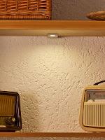 Lichtplanung - LED Spots - LED Lampen offenes Regal Esszimmer Küche