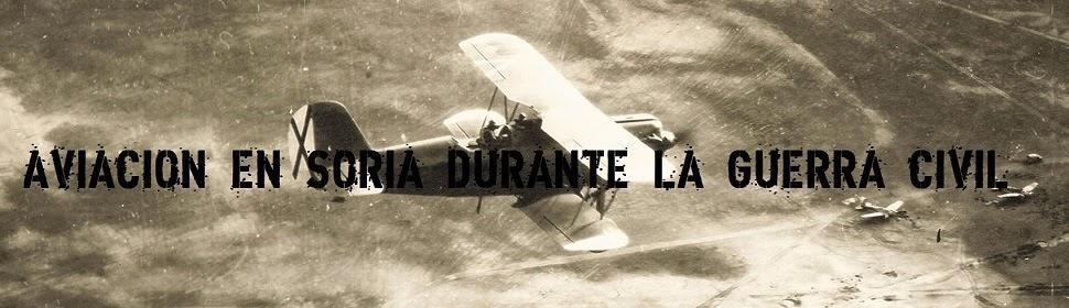 Aviación en Soria durante la Guerra Civil