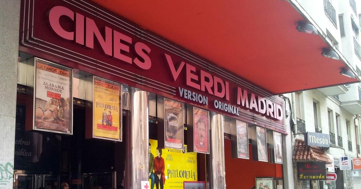 Al cine verdi con los ni os el nudo de sus zapatos for Cines verdi cartelera