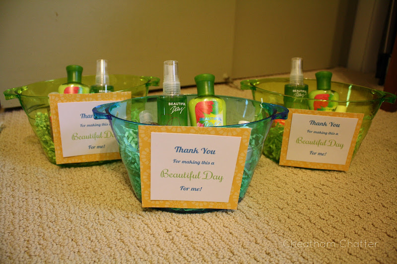 Baby Shower Favors & Hostess Gifts title=