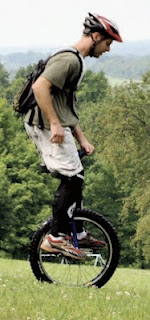 matt kasunick mountain unicycle senior civil engineer penndot