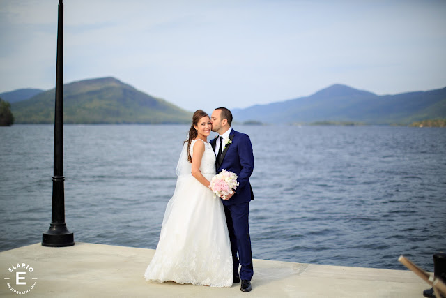 The Sagamore Wedding - Lake George, NY - Flowers - Bride's Bouquets