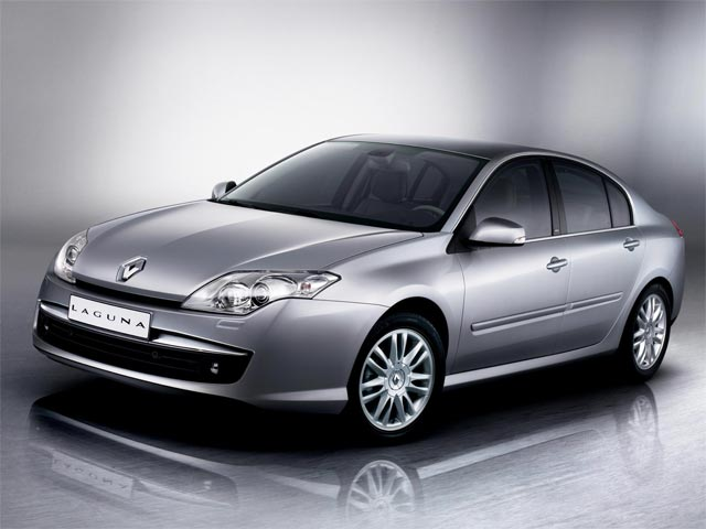 2008 Renault Laguna Coupe