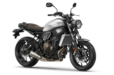 Yamaha XSR700 (2016) Front Side