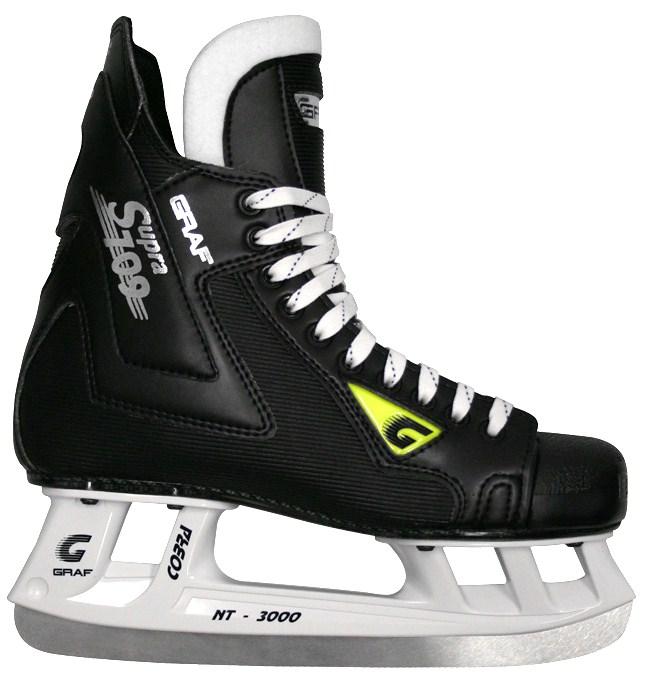 Graf Skates : hockeyplayers - reddit