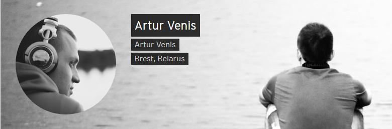 ARTUR VENIS..DESDE BELARUS,BIELORRUSIA