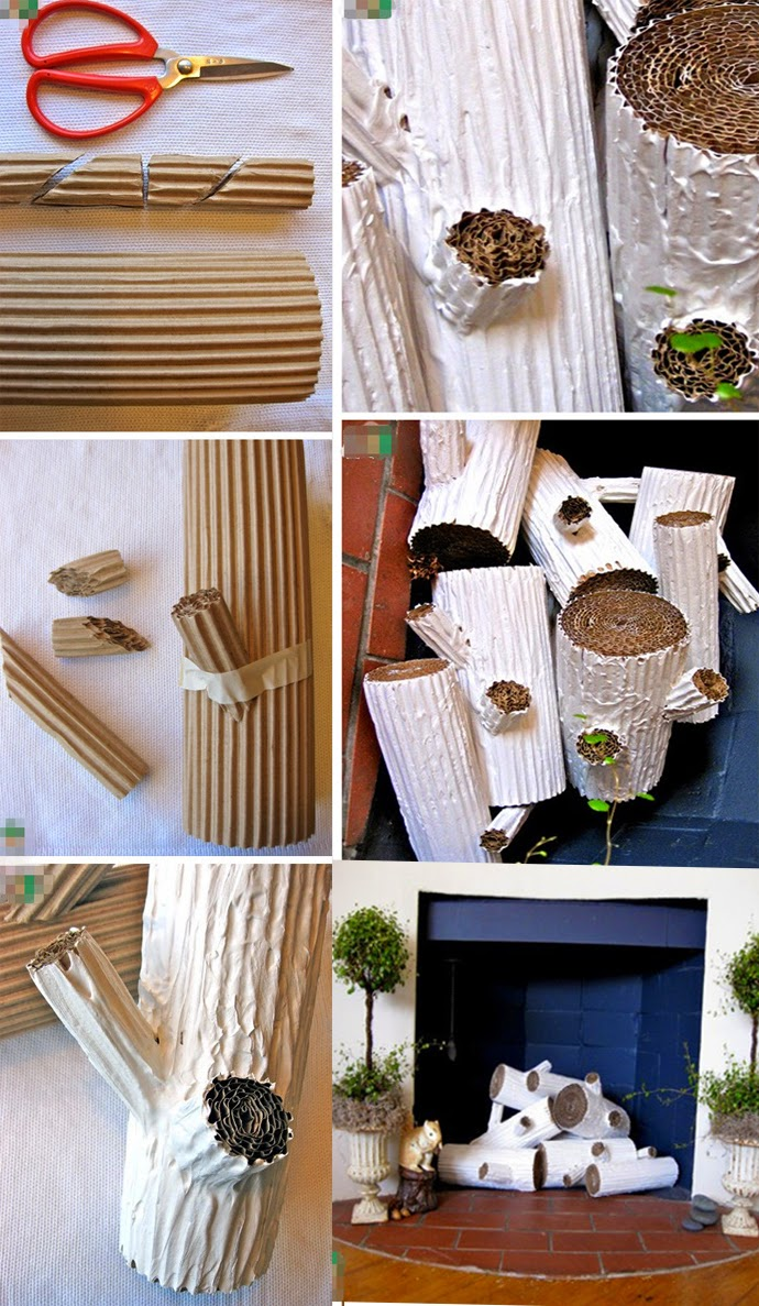 Formas de Reciclar Papel, Ideas Decorativas y Utilitarias de Reciclaje