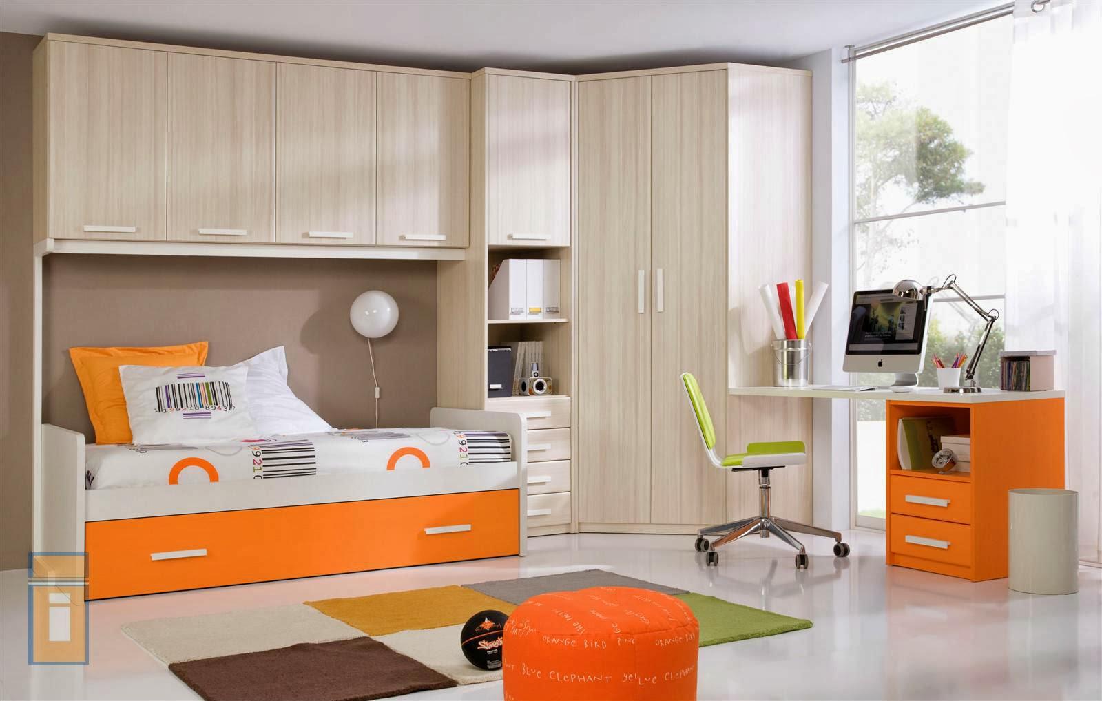 Armimobel muebles con vida dormitorios juveniles for Dormitorios con armarios rinconeros