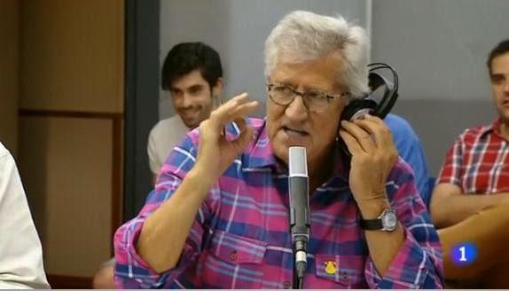'INFORME SEMANAL' (TVE) SE OCUPA DE LA RADIO
