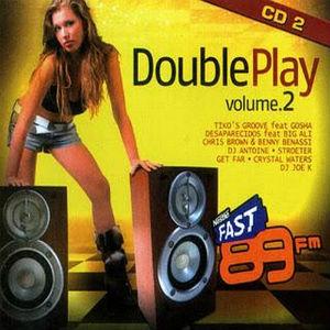Capa Baixar Fast 89 FM – Double Play Vol.2 – VA | músicas