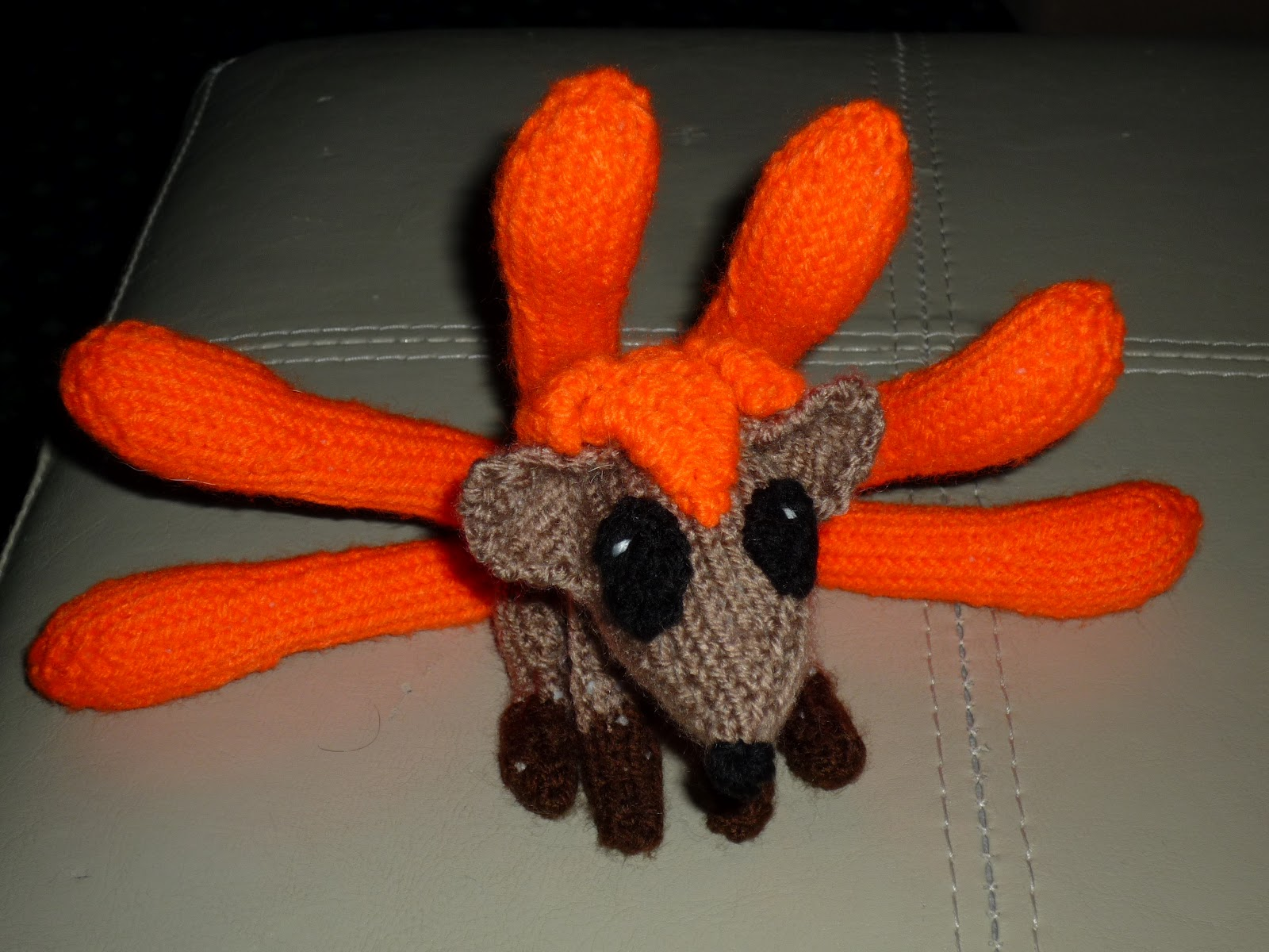Abbreviation Kfb In Knitting : Marmokachi s vulpix