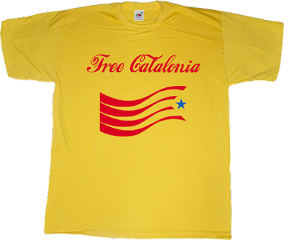 catalonia freedom independence coca cola coke fun t-shirt ephemeral-t-shirts