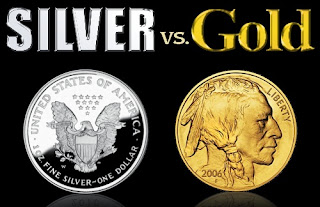 Investing in Silver vs Gold