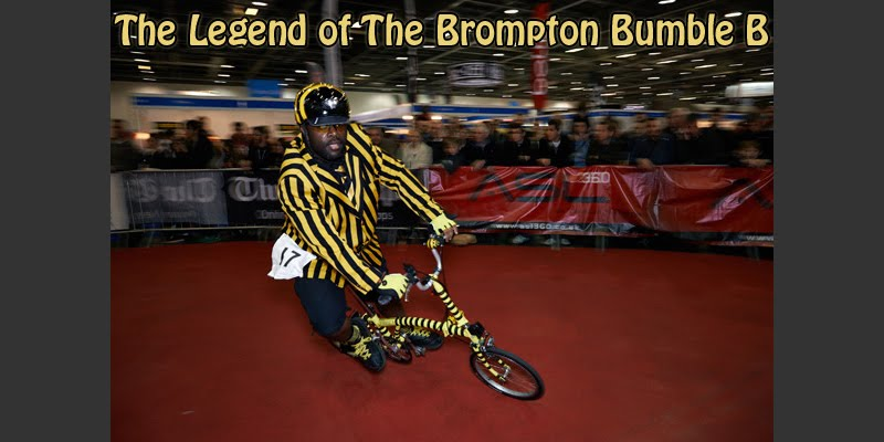 The Legend of the Brompton Bumble B