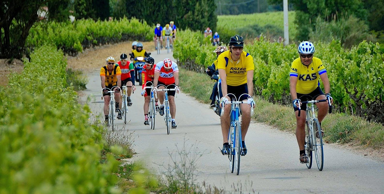 Pedals de Clip, aquí podeu veure totes les fotos oficials