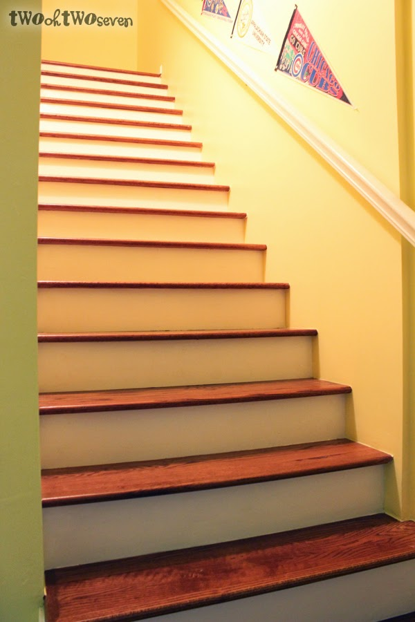 And Have I Mentioned That Cleaning Hardwood Stairs Is 1,000 Times Easier  Than Dragging A Huge, Heavy Vacuum Up Them? Well, It Is.